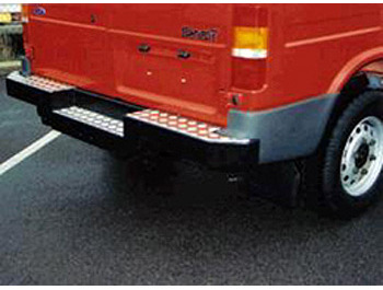 XTC HD Rear Step Towing Bumper Iveco Daily 2000-07